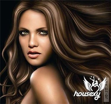 Housexy Autumn 08 - mixed by Alan Thompson & Graham Cordery (2008)