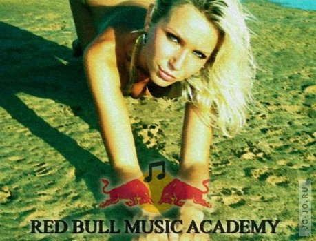 Red Bull Music Academy (mixed by dj Eva Flame)