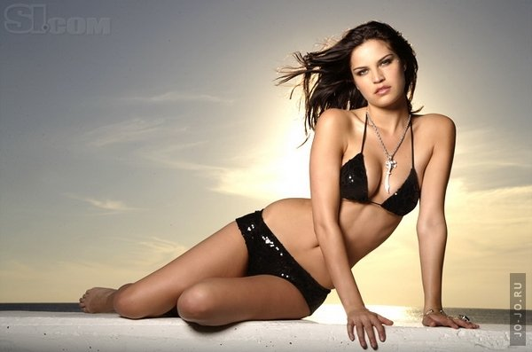 Melissa Haro в Sports Illustrated Swimsuit 2008