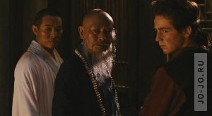 Запретное царство / The Forbidden Kingdom (2008) DVDrip