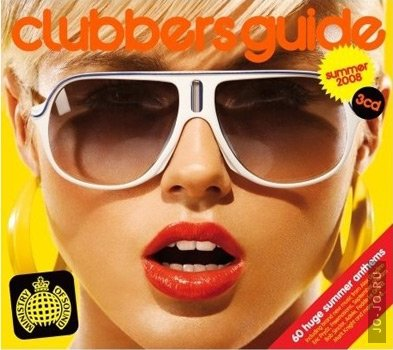 Ministry of Sound: Clubbers guide summer 2008