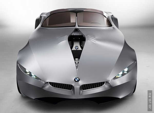 BMW GINA Light Visionary Concept