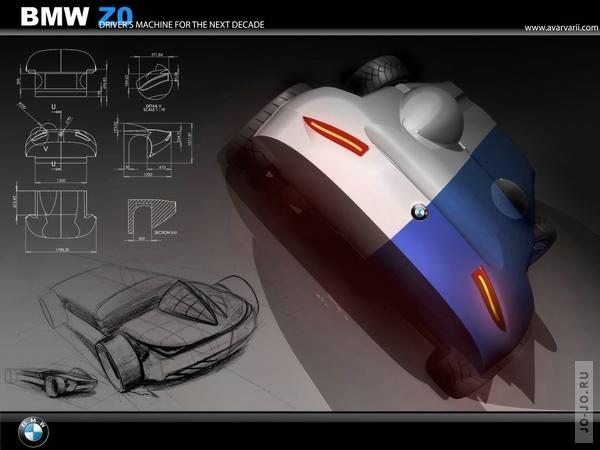 Datalife Engine Gt Версия для печати Gt Bmw Z0 Concept Design By Andrei Avarvarii
