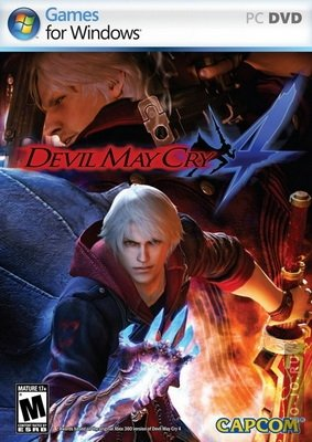 Devil May Cry 4 (2008 / ENG)