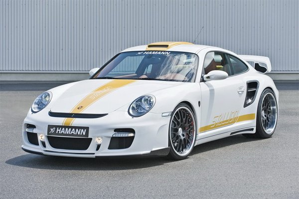2008 Hamann Stallion (Porsche 911 Turbo)