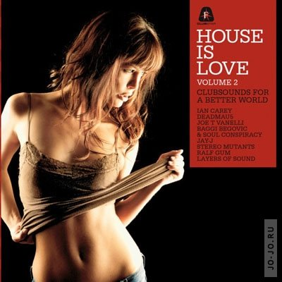 House is Love Volume 2 (mixed by Henri Kohn)
