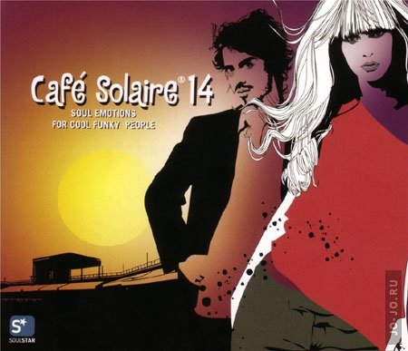 "Cafe Solaire 14 (selected by FLAVIO, mixed by LUCIA ""LUCY BEE"" Barbiero)"