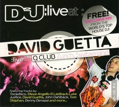 DJmag presents: David Guetta - Live at Q Club Zurich