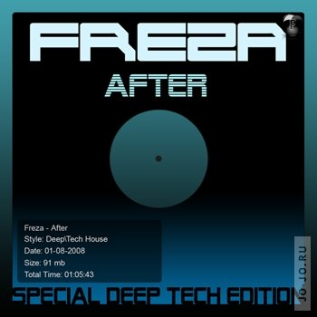 Freza - After (Deep Tech edition)