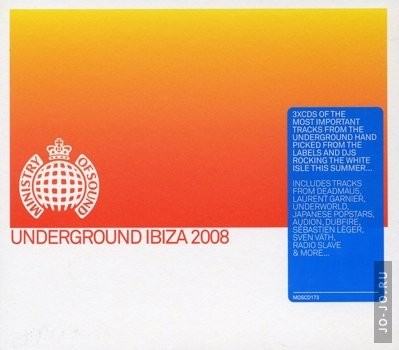Minisrty of Sound: Underground Ibiza (mixed by Dipesh Parmar)