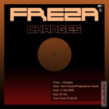 Freza - Changes