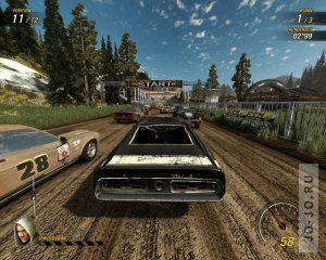 Flatout: Ultimate Carnage (2008 / ENG / FULL / RIP)