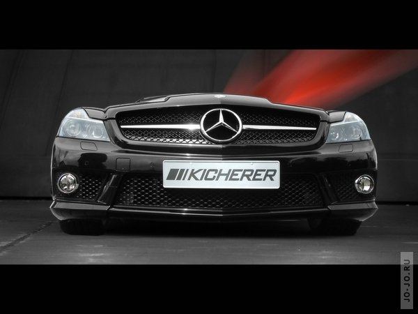 Mercedes-Benz Kicherer SL 63 EVO