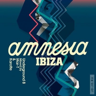 Amnesia Ibiza. Underground 8 mixed by Mar-T & Karotte