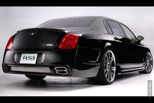 2009 ASI Bentley Continental Flying Spur