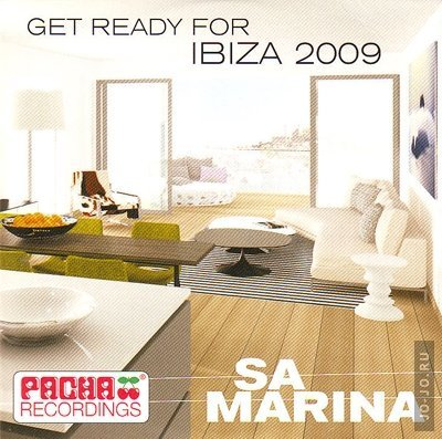 Get ready for Ibiza 2009 (mixed by Mr. Solouk)