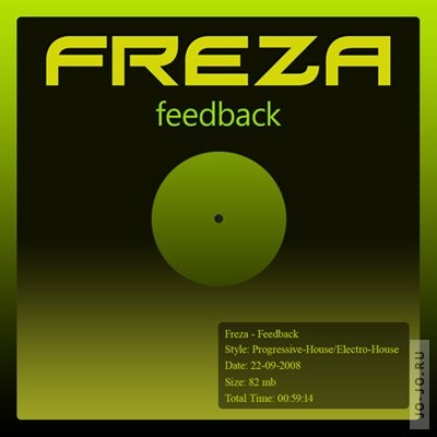 Freza - Feedback
