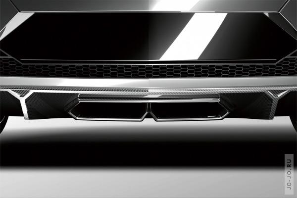 Lamborghini Estoque Concept 187 Jo Jo Твоё место под солнцем