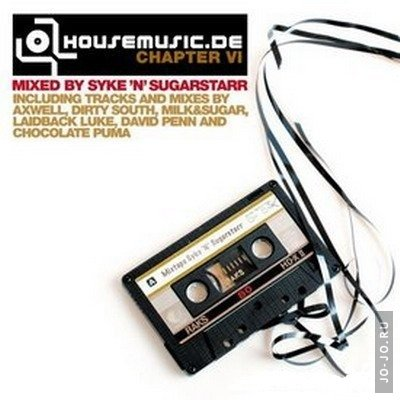 Housemusic de chapter 6 (Mixed By Syke & Sugarstarr)