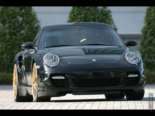 Porsche 911 Roock turbo RST 600 LM