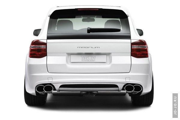 TechArt Magnum based on Porsche Cayenne