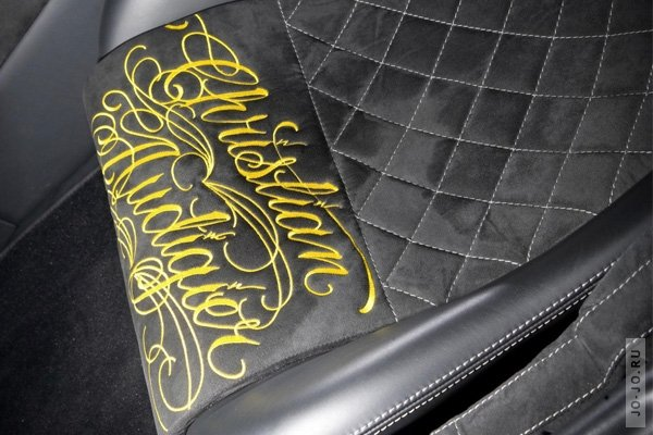 2009 Edo Competition Lamborghini LP710 Audigier Limited Edition
