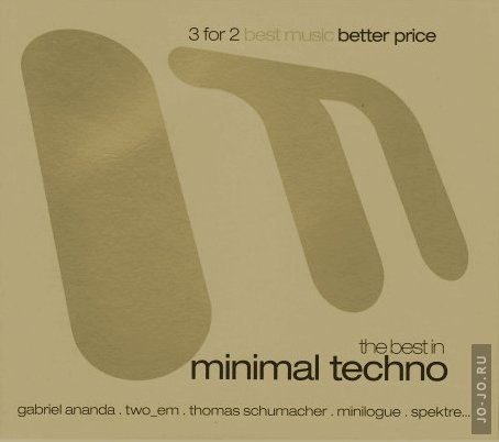 The best in minimal techno vol.2