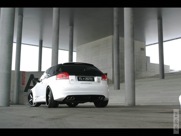 Audi BS3 by OCT tuning (Boehler concept)