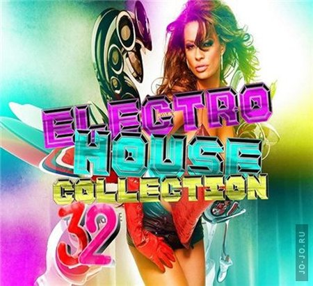 Electro house collection 32