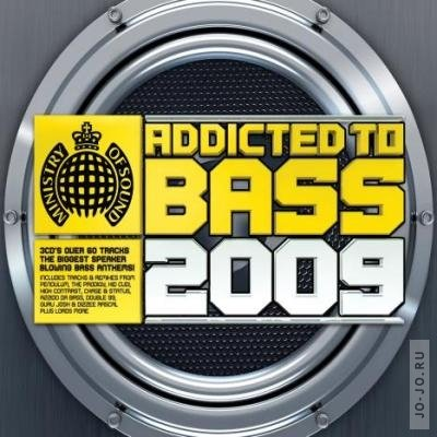 МOS Presents Addicted To Bass 2009