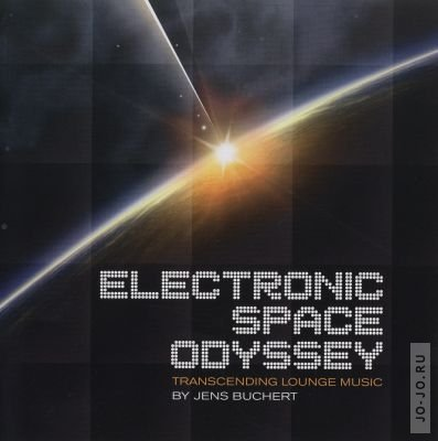 Jens Buchert - Electronic Space Odyssey