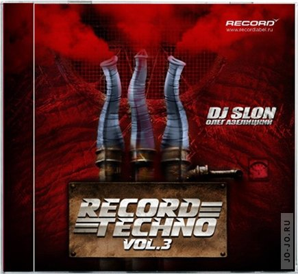 Record Techno Vol. 3