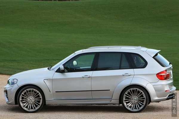 G-POWER TYPHOON based on BMW X5 2009