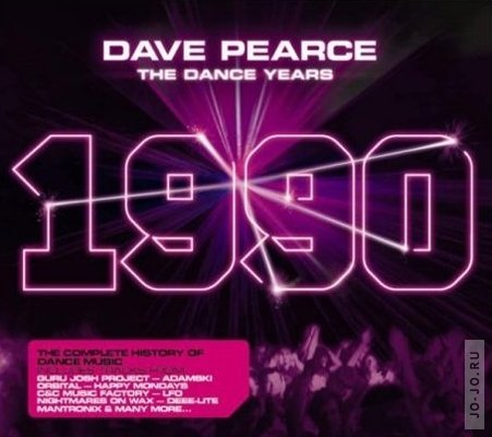 Dave Pearce The Dance Years 1990