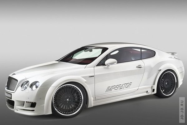 Hamann Bentley Continental GT Speed 2009