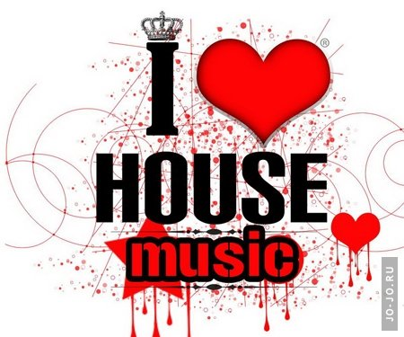 I Love House Music (Mixed by Dj ErshoFF)