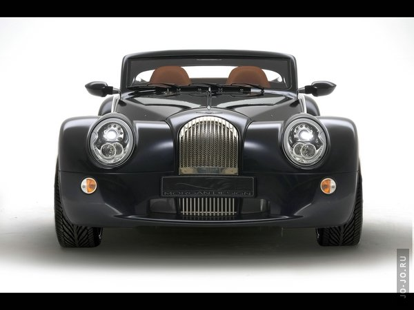 Morgan aero super sports
