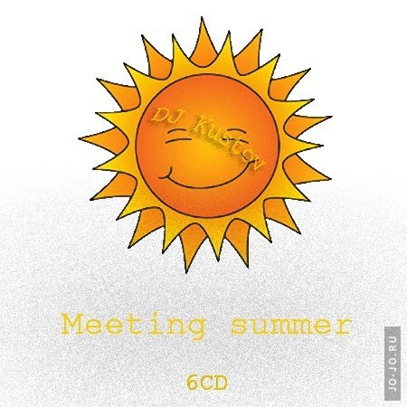 Meeting summer 6CD (Mixed by DJ Kustov)