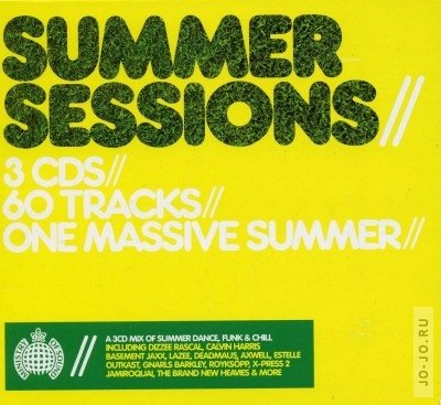 Ministry Of Sound: Summer Sessions 2009