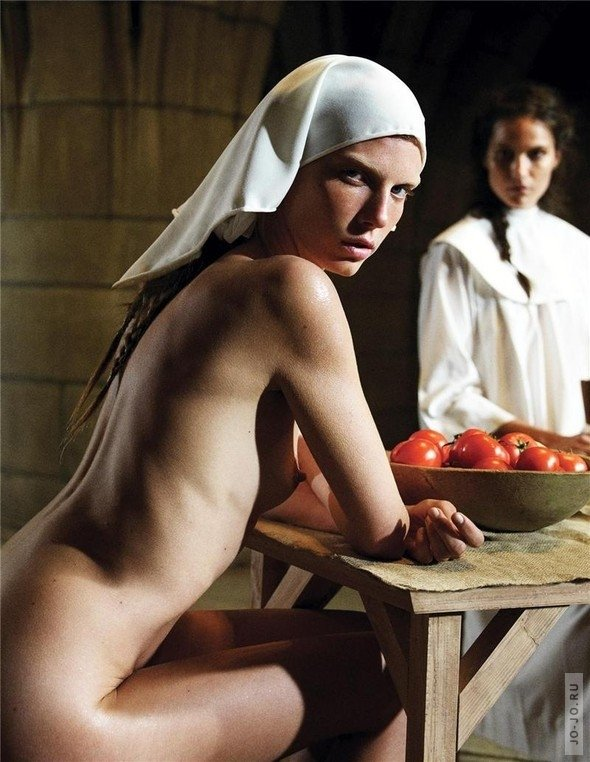 монашки развлекаются фото