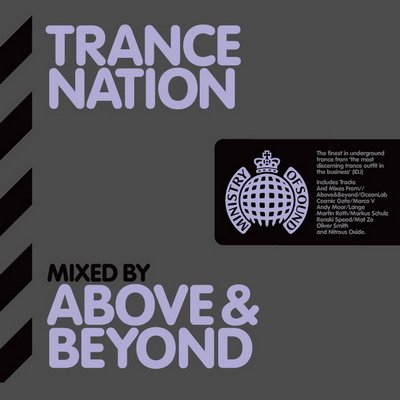 Trance Nation. Mixed by Above & Beyond