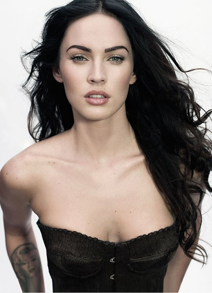 Megan Fox � ������� The Rolling Stone