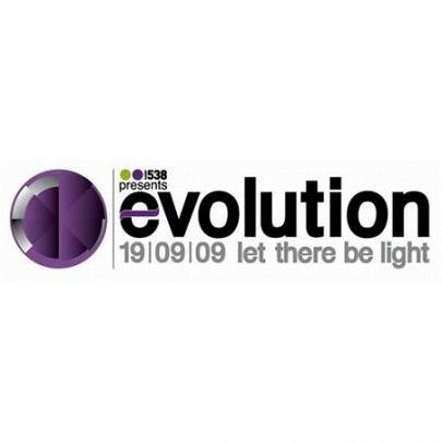 VA - 538 Presents Evolution Let There Be Light