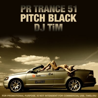 "Pr Trance 51 ""Pitch Black"" (mixed by dj TiM)"