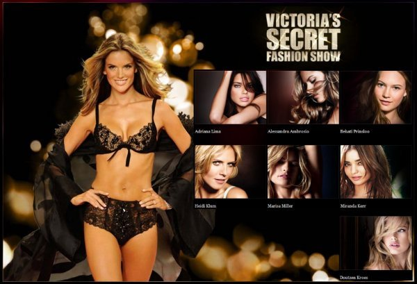 The Victoria's Secret Fashion Show 2009