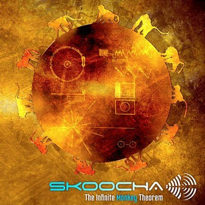Skoocha - The Infinite Monkey Theorem (2010) Psy