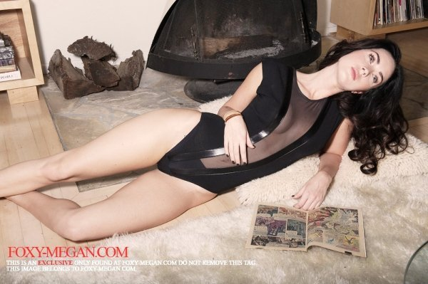 Megan Fox - фотосессия Rolling Stone Outtakes