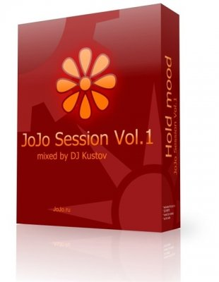 JoJo Session Vol.1 Hold mood (mixed by DJ Kustov)