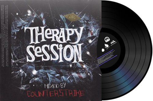 Therapy Session X-Mas: Mixed by Counterstrike