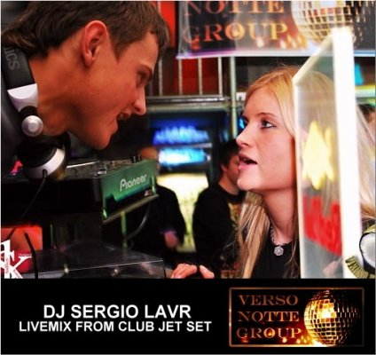 Livemix from Jet Set club (Mixed by Sergio Lavr)
